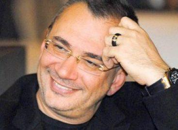 Константин Меладзе влюбился в молодую певицу.