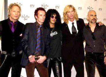 Мультипликационная группа от гитариста Velvet Revolver