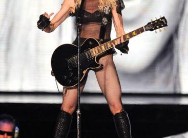 Мадонна приняла звезд отечественного шоу бизнеса за фанатов