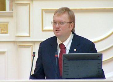 Депутат Виталий Милонов собирается подать в суд на известную исполнительницу, Мадонну