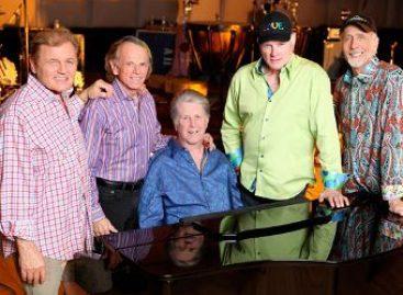 The Beach Boys продолжают давать концерты, но уже без Брайана Уилсона