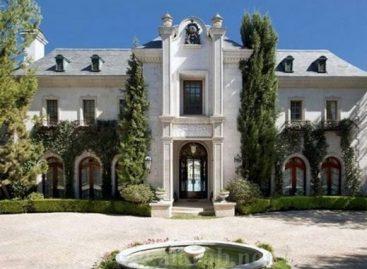 Шикарный дом Майкла Джексона продан