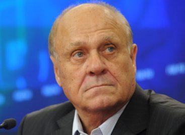 Владимир Меньшов попал аварию