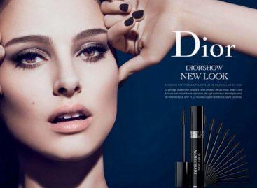 Реклама туши Dior с участием Натали Портман в Англии запрещена