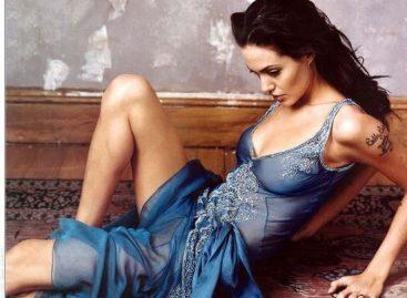 Анджелину Джоли не считают больше красивой из-за ее чрезмерной худобы