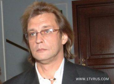Александр Домогаров попал в больницу в результате самолечения