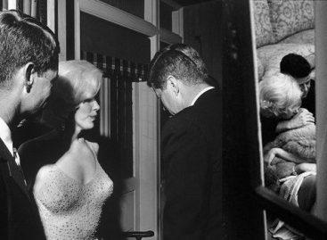 Документы ФБР о слежке за Мэрилин Монро были опубликованы в прессе