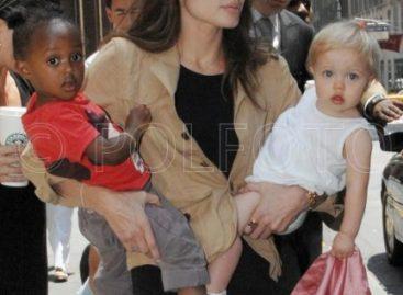 Анджелина Джоли рассказала о своих детях