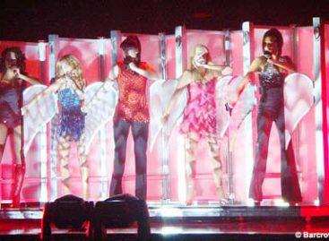 Мюзикл Spice Girls не пользуется популярностью