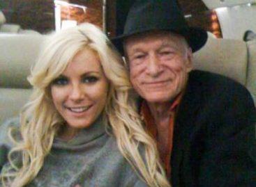 86 летний владелец Playboy решил жениться!