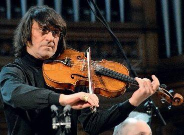 Юрий Башмет собирается отметить 60-летний юбилей концертом