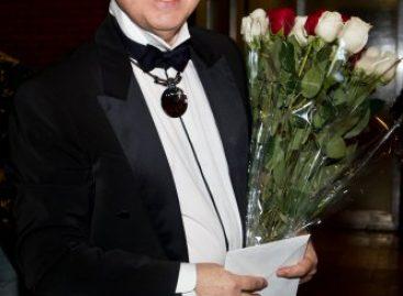 Вячеслав Зайцев отпраздновал 75-летний юбилей