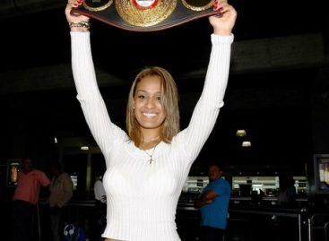 Венесуэльская топ-модель Оглейдис Суарес – теперь чемпионка по боксу по версии WBA