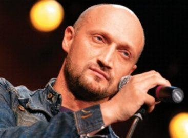 Гоша Куценко отметил свой день рождения