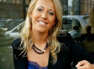 Ксения Собчак сообщила, что собирается выполнить условия пари
