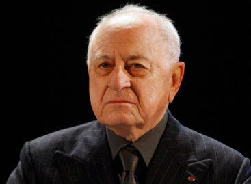 Пьер Берже стал инициатором мероприятия в память об Иве Сен-Лоране