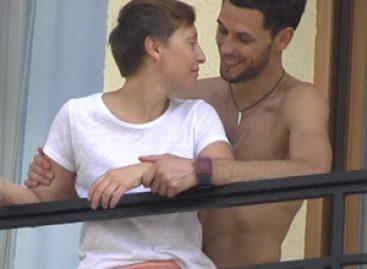 Савин начал встречаться с женой Грушевского