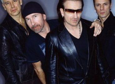 U2 продолжают работу над 13 пластинкой