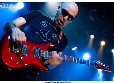 Джо Сатриани презентовал новый альбом в Москве