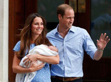 Принц Уильям рассказал о своем новорожденном сыне