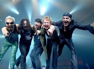 Фестиваль The Best City.UA покорил коллектив Scorpions