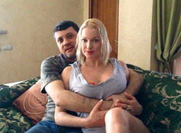 Анастасия Волочкова и Бахтияр Салимов решили отметить годовщину своей встречи