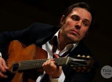 Фредерик Белинский дал концерт в Москве
