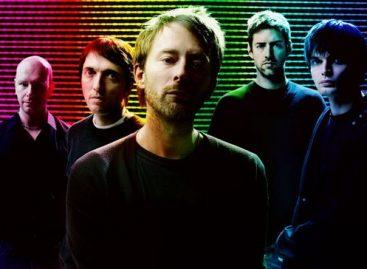 Неизданные песни Radiohead выставили на аукцион