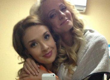 Ольга Дибцева и Полина Максимова решили заняться салоном красоты
