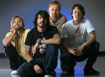 """Foo Fighters записывают """"новаторский"""" альбом"""