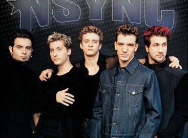 Джастин Тимберлейк планирует воссоединиться с группой 'N Sync