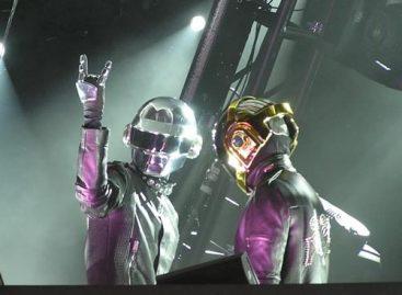 Новое видео от Daft Punk