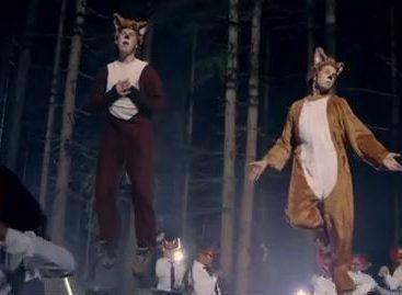 Песня про лисичку стала новым хитом в Сети