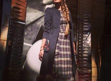 Ксения Собчак отрастила длинную косу