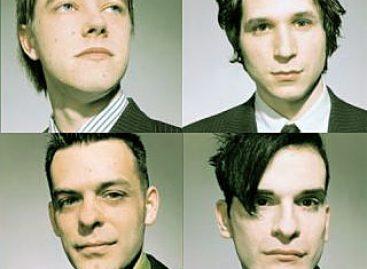 Группа Interpol готовит новый альбом