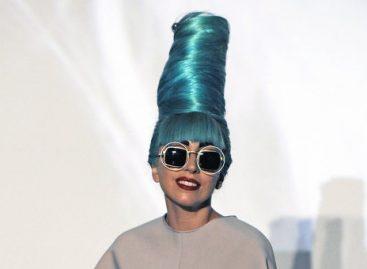 """Леди Гага завершила съемки """"G.U.Y."""""""