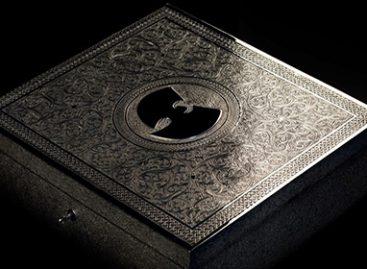 Wu-Tang Clan выпустят всего одну копию нового альбома!