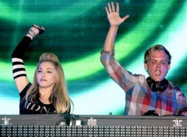 Авичи рассказал о песни с Мадонной