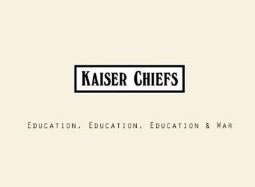Kaiser Chiefs снова лидируют в чарте альбомов Великобритании