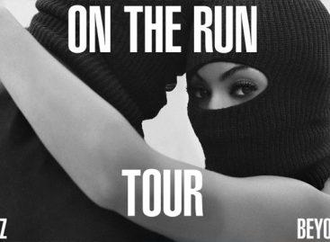 Бейонсе и Jay Z анонсировали совместный тур