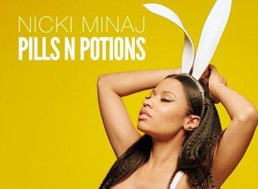 "Ники Минаж представила сингл ""Pills N Potions"""