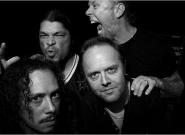 Metallica заканчивают работу над новым альбомом