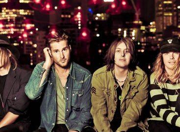 Группа The Vines готовит двойной альбом