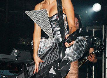 Леди Гага мечтает о записи рок-альбома