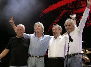 Pink Floyd выпустили альбом и объявили о прекращении карьеры