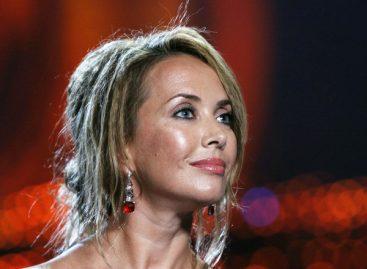 Жанна Фриске дала первое после возвращения в Москву интервью