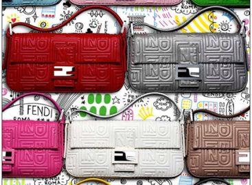 Сара Джессика Паркер и Рианна разработают свой дизайн сумки для Fendi