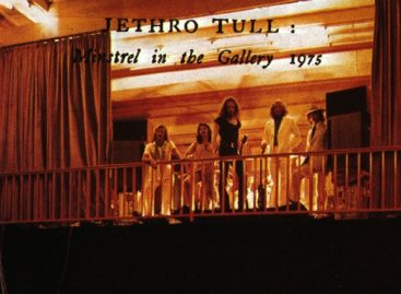 К переизданию готовится альбом Jethro Tull «Minstrel In The Gallery»
