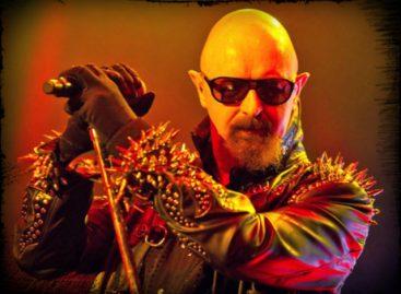 Вокалист Judas Priest Роберт Хэлфорд нашел рукопись «Library of Tears»