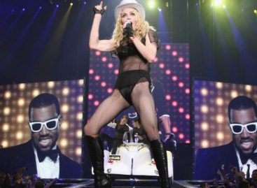 Мадонна рассказала о работе с Канье Уэстом